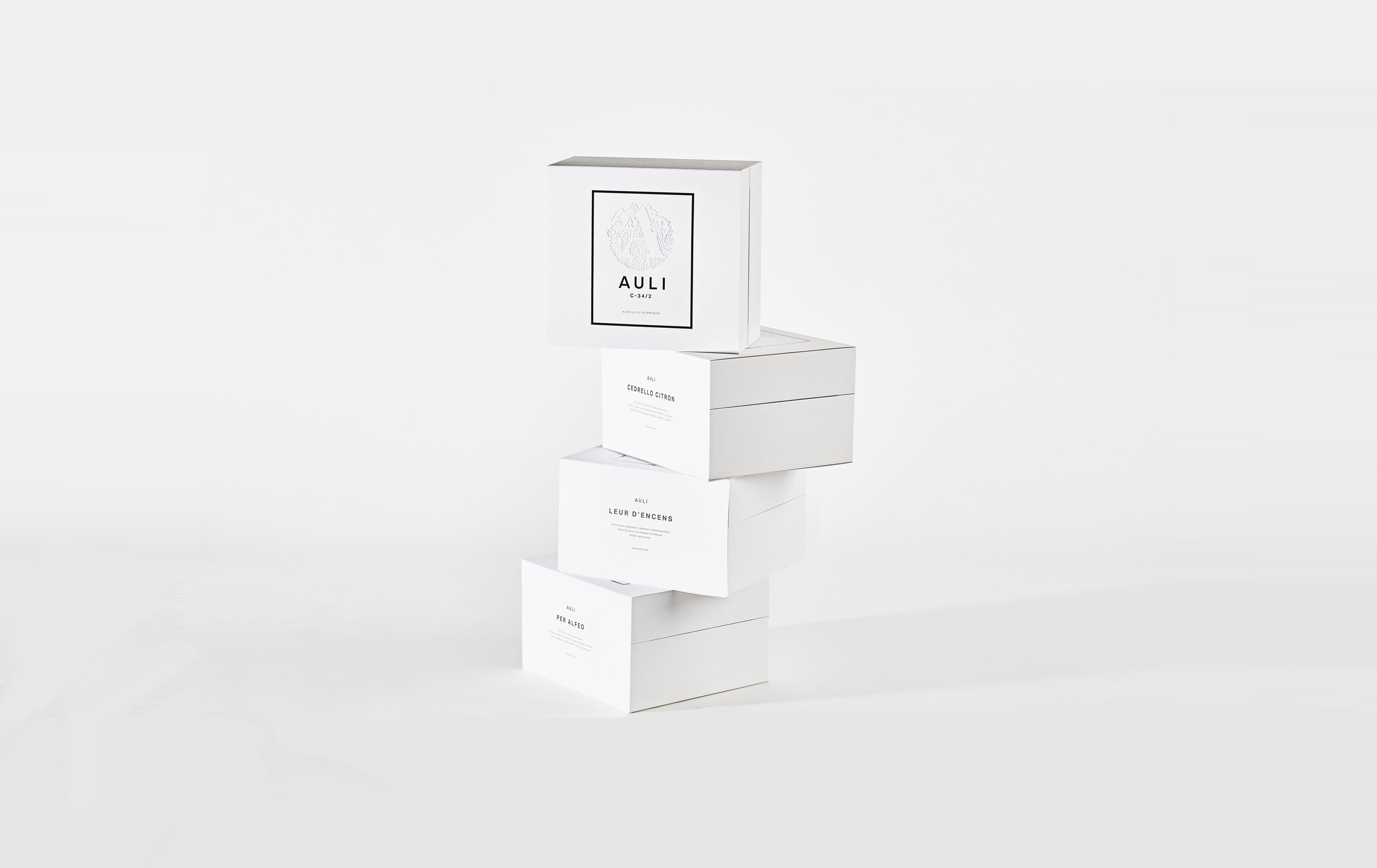 AULI London Products