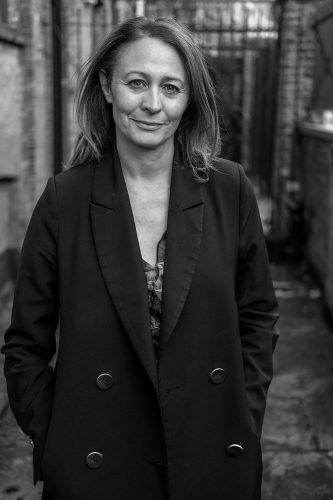 Caroline Rush interview Auli London staying positive in coronavirus outbreak